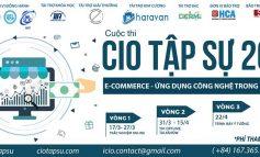 """CUỘC THI CIO TẬP SỰ 2018: """"E-COMMERCE"""" - ỨNG DỤNG CÔNG NGHỆ TRONG KINH DOANH"""