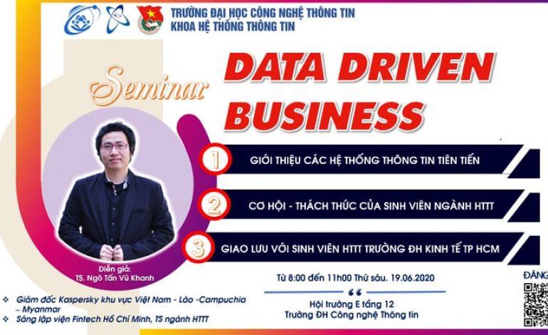 Seminar NCKH sinh viên: Data driven business