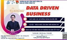 Seminar NCKH sinh viên: Data driven business