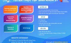 [TMA Industry Internship] Tuyển thực tập sinh tháng 12/2020