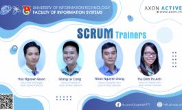 Thông tin khóa học Scrum dành cho Sinh viên