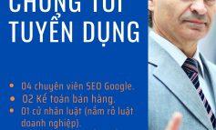 Tuyển Dụng Nhân Viên Seo Làm Việc FullTime - Hoangnam.com.vn